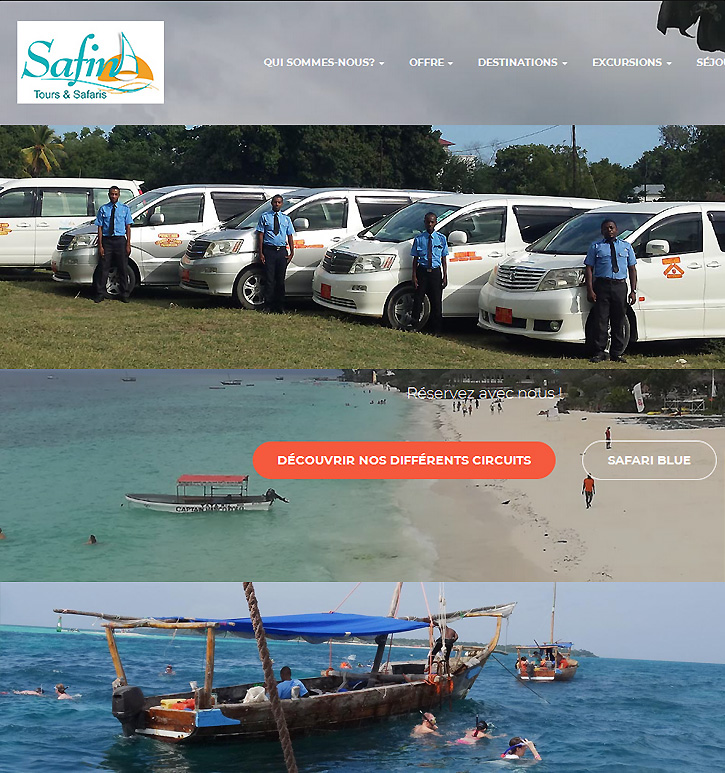 Safina Tours et Safaris