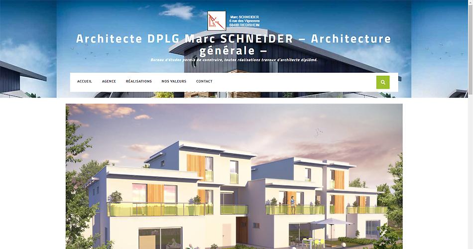 Cabinet d'architecture Schneider