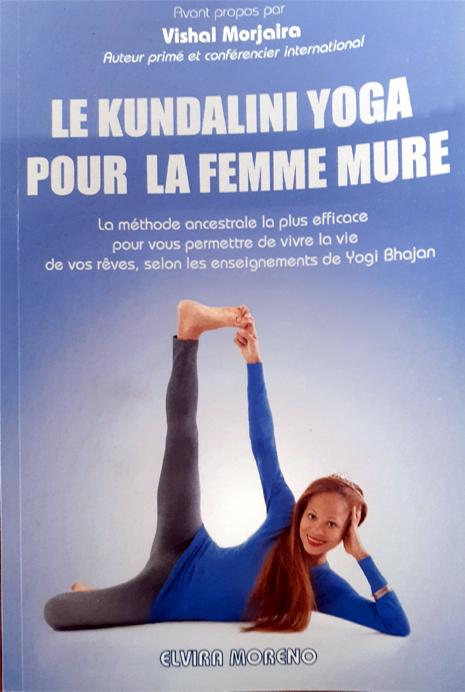 Livre sur la pratique du Yoga
